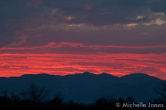 March 16, 2015 - Sometimes Colorado sunsets are beyond words. (Michelle Jones)