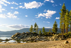 Sand Harbor Beach (Gentilcore) Tags: unitedstates nevada laketahoe sandharbor sandharborstatepark washoecounty tahoebasin newwashoecity nevadadivisionofstateparks