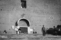 (Chaoqi Xu) Tags: city travel bw italy white black rome roma canon photography eos photo italia foto monumento marble fotografia    bianco nero viaggio    xu citt   beni 2014  marmo       culturali 600d chaoqi