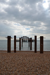 Brighton (in explore) (curly_em) Tags: holiday art fun pier nikon brighton break culture westpier april eastsussex nikond3100 easter2015