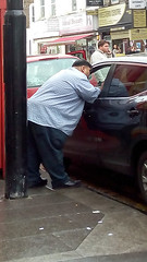 Asian Obese (Kombizz) Tags: uk london car indian heavy obesity android obese lenovo mashaallah obeseasian 114153 kombizz lightinthebox talkingtodriver indianobese lenovomobilephone asianobese
