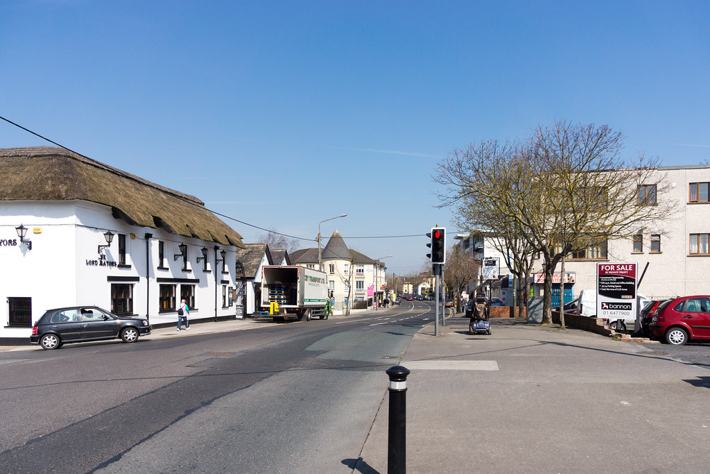 SUNNY APRIL DAY IN THE TOWN OF SWORDS REF-103385