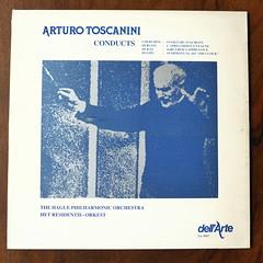 Backside Cherubini, Debussy, Dukas, Haydn - Residency Orch., Arturo Toscanini, Dell'Arte DA 9007 (Piano Piano!) Tags: debussy cherubini arturotoscanini dukas 12discdisquerecordalbumlplangspeelplaatgramophoneschallplattevynilvinylsleevegrammofoon coverartplaatarthoeshulle12inch haydnresidencyorch dellarteda9007