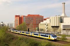 NS 2994 - Rotterdam Alexander (rvdbreevaart) Tags: rotterdam ns alexander trein sprinter stoptrein nsreizigers sgmm