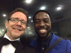 Chris Conway & Marcus Joseph @ King Power Stadium (unclechristo) Tags: chrisconway leicestercity kingpowerstadium marcusjoseph