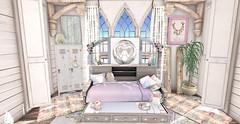 Sweet Dreams  (y y) Tags: tree sunshine bedroom shadows indoor secondlife soy aria zenith dustbunny gacha prtty applefall kalopsia ariskea gotchagacha batbelfrys