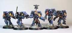 skyclaws better 1 (tartanpaint) Tags: spaceswolves w40k warhammer gamesworkshop spacemarines spacewolf