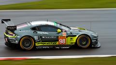 Aston Martin Racing 2282 (Thorbard) Tags: race racecar 98 silverstone astonmartin motorsport mathiaslauda pedrolamy astonmartinracing pauldallalana fiaworldendurancechampionship astonmartinvantagegte sigma120300mmf28dgoshsmsport 20166hoursofsilverstone
