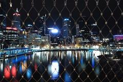 Perth Cityscape (jcjocom) Tags: longexposure nightphotography water night cityscape perth swanlake westernaustralia urbannight
