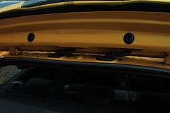 Boot Shuts 2 (AcidicDavey) Tags: yellow clio renault liquid 182