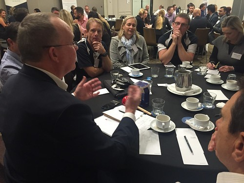 """Rod Hore runs a rapturous round table • <a style=""""font-size:0.8em;"""" href=""""http://www.flickr.com/photos/143435186@N07/27182899422/"""" target=""""_blank"""">View on Flickr</a>"""