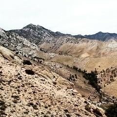Laying on rocks and eating cherries... (szellner) Tags: california mountains nature landscape desert hiking exploring wanderlust adventure mojave wilderness dayhike naturelovers uploaded:by=flickstagram instagram:photo=8961113482151606611442850998