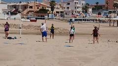Voley Playa Hibernis Mare 21 mayo 2016  (1) (Visit Pilar de la Horadada) Tags: yoga playa alicante roller invierno recharge hatha patinaje costablanca voley zumba ludoteca pilardelahoradada vegabaja milpalmeras hibernismare