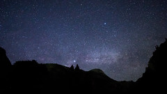 Yosemite Valley Skies (super*dave) Tags: night stars nightsky yosemitevalley