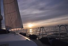 CULLATI DAL MARE (GRAZIE PER LA VISITA) Tags: sunset sea nikon tramonto sailing vela sigma1020 sulmare navigazione veleggiando nikond90 nikonflickraward