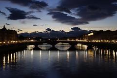 Florenz bei Nacht001 (Roman72) Tags: italien architecture stadt architektur firenze nightshots oldcity ville florenz nachtaufnahmen