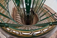 staircase vertigo (DeCo2912) Tags: vienna wien lift vertigo staircase 8mm walimex wendeltreppe samyang fahrstul