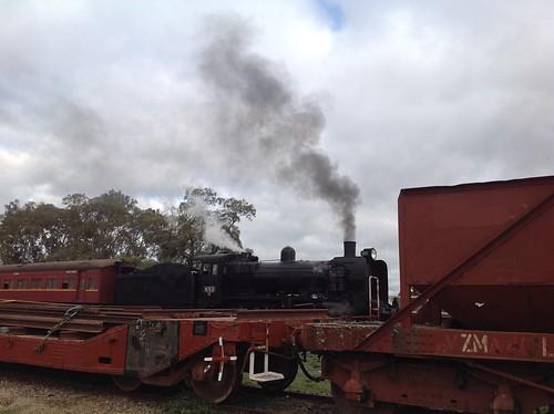 K153 at Muckleford