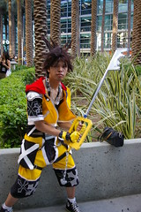 2508 AX06 (Photography by J Krolak) Tags: costume cosplay masquerade animeexpo keyblade ax2006 ax06 kingdomofhearts