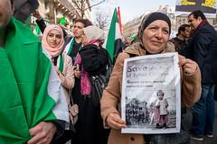 En solidarité avec le peuple syrien (dprezat) Tags: street people paris freedom nikon contest protest liberté syria manif manifestation politic paix d800 syrie soutien rassemblement démocratie dictature nikond800