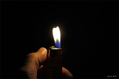 JRpad3.14.15 (jrbeckwith) Tags: light hot project dark fire photo warm day texas hand tx picture jr double burn thumb 365 lighter dual hold fortworth eternal beckwith