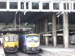3592x Manchester Victoria (61379 Mayflower) Tags: railway 150 railways 185 electrification