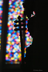 Ombra sacra (Andrea Colonna) Tags: silhouette deutschland nikon kln duomo remagi nikond80