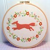 "Leaping Fox Hoop • <a style=""font-size:0.8em;"" href=""http://www.flickr.com/photos/29905958@N04/16685626960/"" target=""_blank"">View on Flickr</a>"