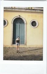 (Srta Iza) Tags: street door floripa analog analógica florianópolis fujifilm instax instaxmini8