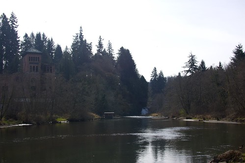 Nice views from the lower part of Tumwater Historical Park
