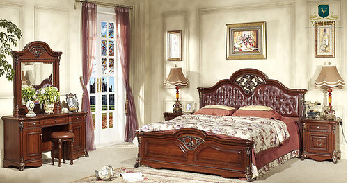 First Choice of Luxury Furniture Designer: Antique Bedroom Furniture