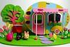Easter Trailer9 (annesstuff) Tags: rabbit bunny easter toy miniature mini smoking bubblegum trailer collectible kozik labbit frankkozik annesstuff foamcraft