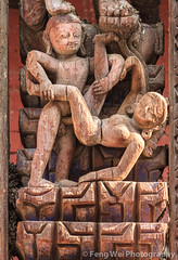 Erotic Wood Carvings, Pashupatinath Temple, Bhaktapur, Nepal (Feng Wei Photography) Tags: wood travel nepal sculpture color art beautiful beauty vertical wooden ancient asia erotic outdoor unesco relief nepalese sexual tradition hindu hinduism architeture magnificent bhaktapur pashupatinathtemple bagmati newar bhadgaon
