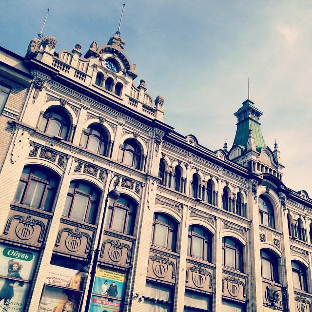 фото:    ...   ... #Travel #Vladivostok #Russia #Владивосток #Old #Building #Department #Store
