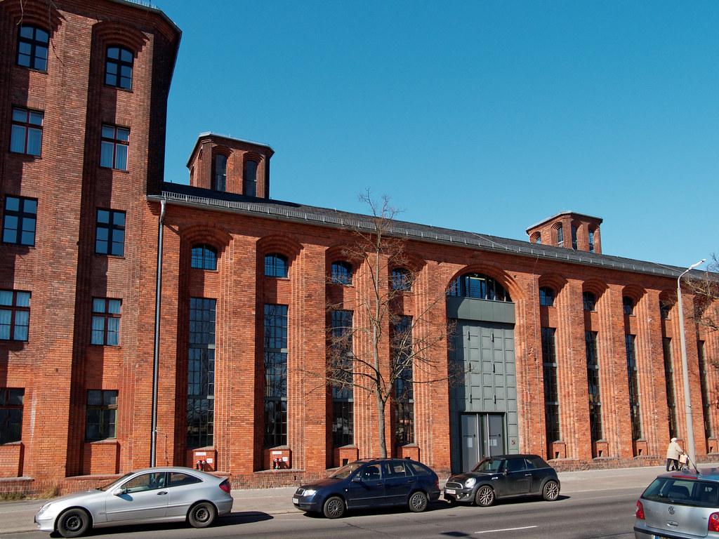 Architektur Berlin Studium