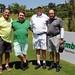 Augusto Videira, Rui Dias, Sergio Cabernite e Rubens Martire