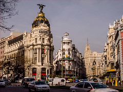 A bela Madrid! (Sandra Kche) Tags: madrid trip architecture spain espanha europe viagens