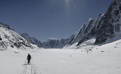 Argentire Basin (Pierre Marin) Tags: mountain ski skiing glacier mountaineering backcountry chamonix freeride touring