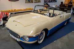 Škoda 440 Karosa (1959) (The Adventurous Eye) Tags: show classic fair historic brno veteran 440 2015 karosa škoda veletrh veteránů classicshowbrno