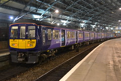 Northern Rail 319365 (Will Swain) Tags: street uk england west london station train liverpool march britain capital north first rail trains class lime northern 19th connect merseyside thameslink 319 2015 319365