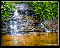 To the Pool (augphoto) Tags: nature water outdoors waterfall unitedstates scenic southcarolina clevland augphotoimagery