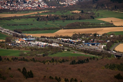 Autobahnrastsätte Wetterau-West
