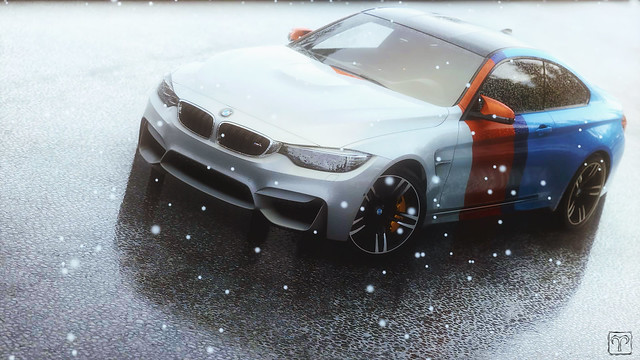 bmw m4 ps4 driveclub