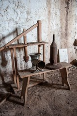 La Posada (erikcjolsson) Tags: old history abandoned contrast lost hotel countryside spain inn ancient decay details forgotten attic bedandbreakfast desolate destroyed abandonedplaces lostplace