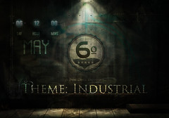 6º Republic Event - Theme Industrial - May 6 (Mikaela Carpaccio - 6º Republic Event) Tags:
