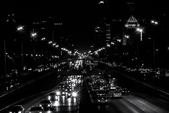 Galaxies (agmarcon) Tags: china bw traffic beijing