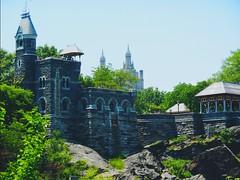 Belvedere Castle, Central Park 2016 (marklamb1996) Tags: centralpark manhattan belvederecastle centralparknyc newyorkcitycastle springtimemanhattan