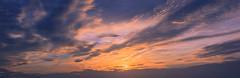 Sunset (tribsa2) Tags: sunset sky cloud weather clouds tramonto wolken ciel cielo weer wolk canoneos5dmarkii nederlandvandaag canonnl canonef70300mmf456lisusm