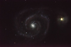 M51 (Michael Kruse Photography) Tags: night stars photography astro m51 whirlpoolgalaxie
