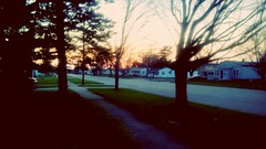 Spring sunset (Maenette1) Tags: sunset menominee uppermichigan